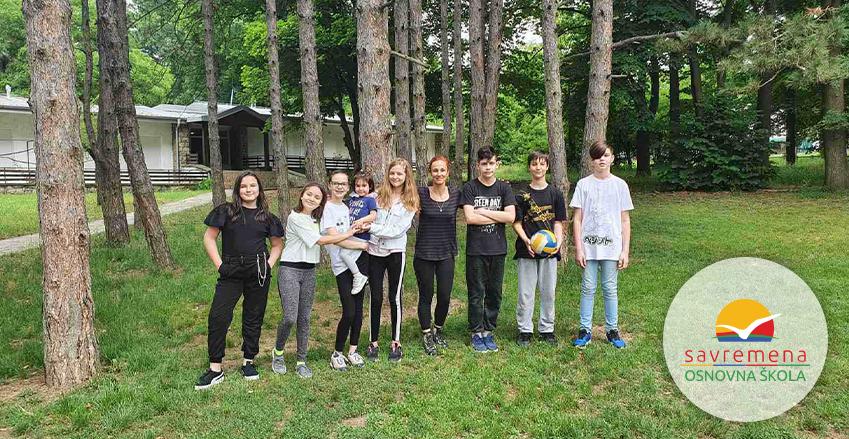 Druženje petaka i njihovih roditelja na Košutnjaku