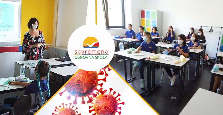 Održano predavanje o merama zaštite od koronavirusa u Savremenoj