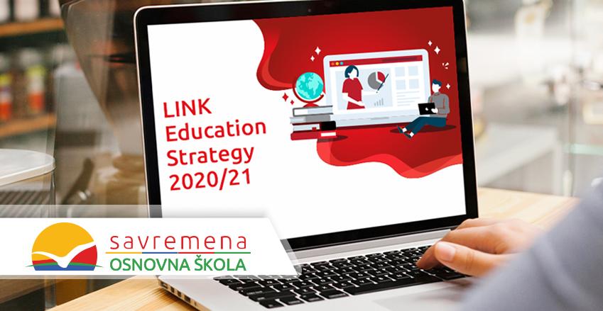 Nastava u Savremenoj osnovnoj školi odvijaće se prema svetskom standardu LINK strategije