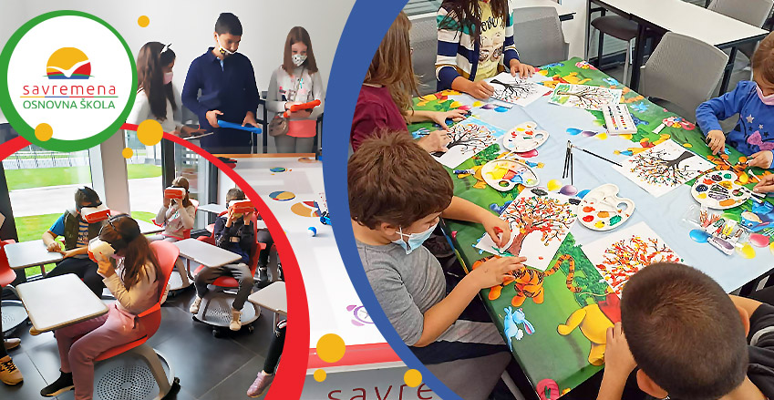 Family smart day u prostorijama savremene osnovne škole potvrdio je veliko interesovanje za upis novih generacija
