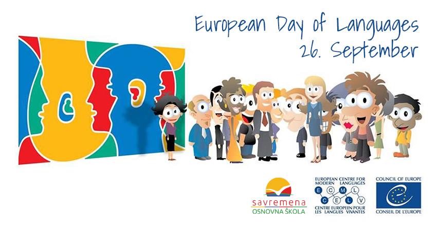Obeležavanje Evropskog dana jezika u Savremenoj osnovnoj školi – kroz najbolji video