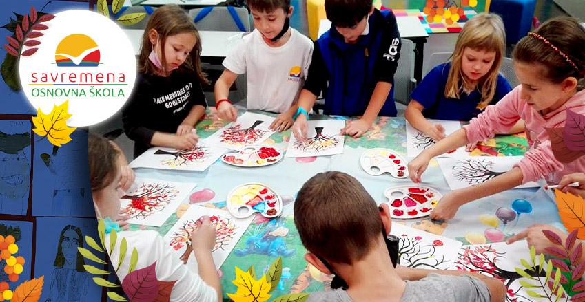 Fun and study time u Savremenoj – zanimljive aktivnosti i igre u jesen