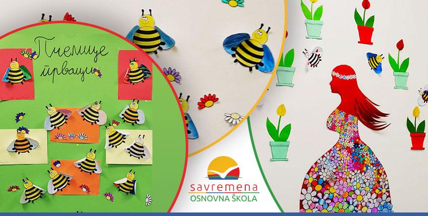 Proleće u Savremenoj: Rode, pčele i mitski prizori na izložbi malih savremenih umetnika