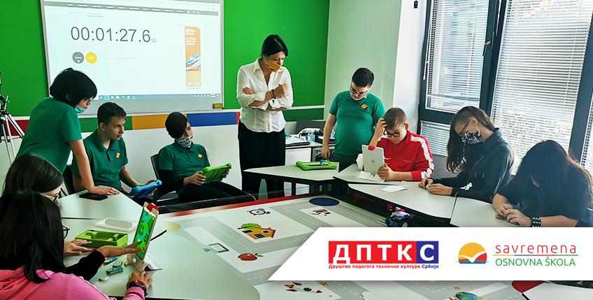 Učenici starijih razreda postigli uspeh na školskom nivou Takmičenja iz tehnike i tehnologije